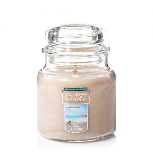 Sun & Sand® Medium Jar Candles