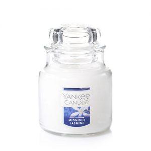 Midnight Jasmine Small Jar Candles