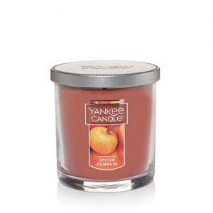 Spiced Pumpkin Small Tumbler Candle (Single Wick)