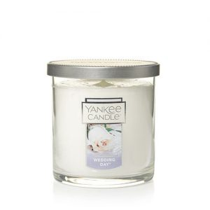 Wedding Day™ Small Tumbler Candles