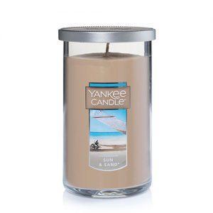 Sun & Sand® Medium Perfect Pillar Candles