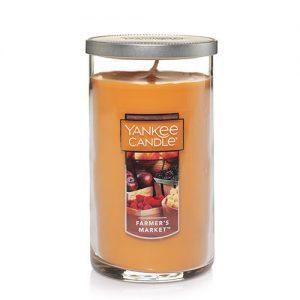 Farmer's Market Medium Perfect Pillar Candle