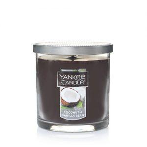 Coconut & Vanilla Bean Small Tumbler Candle