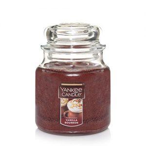 Vanilla Bourbon Medium Jar Candle